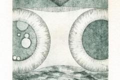 Deianira, Arcano I, calcografia