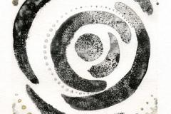Deianira, Arcano III, calcografia
