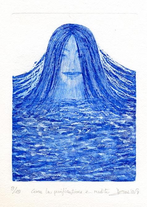 Cerca la purificazionee... medita