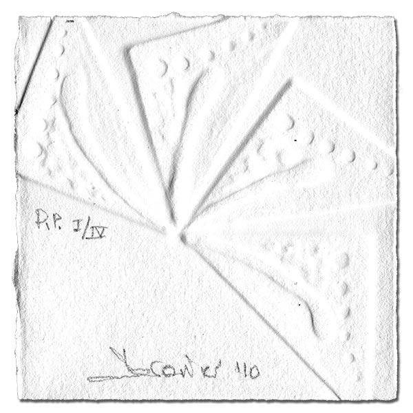 Deianira, calcografia-Senza titolo