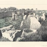 Deianira, calcografia-Acropoli naturale