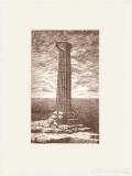 Deianira, calcografia-Capo Colonna