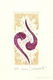 Deianira, calcografia-Malia