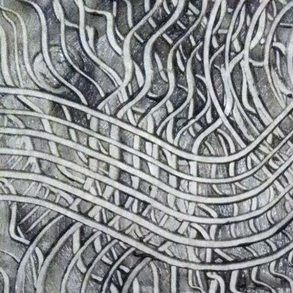 Le carte di Deianira, Carta-Colla, sumi-e