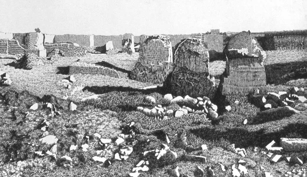 Deianira, Obelischi