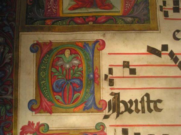 Manoscritto miniato