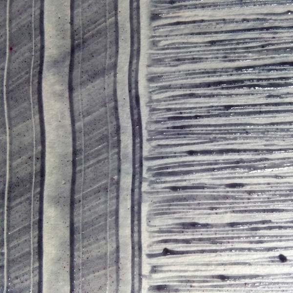 Carta-colla con inchiostro sumi
