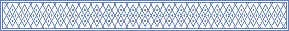 Bordo decorativo