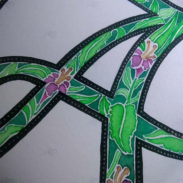 Capolettera decorato a mano
