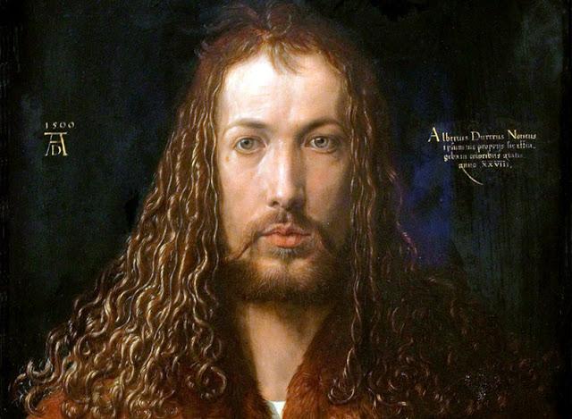 Dürer - Autoritratto