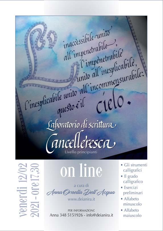 Corso di calligrafia on line